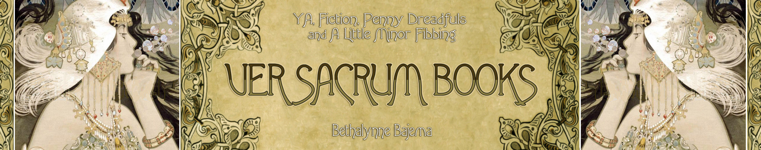 Ver Sacrum Books