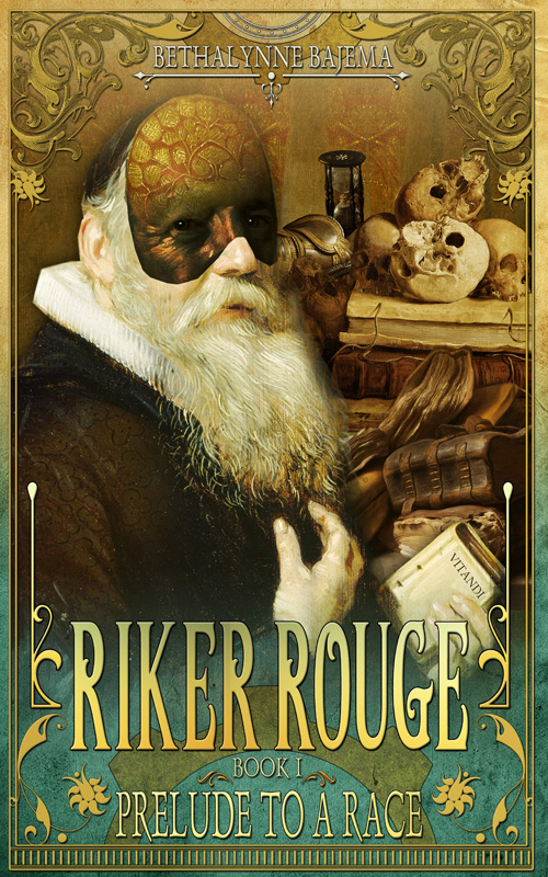 Ver Sacrum Books - Riker Rouge - Serial Fiction